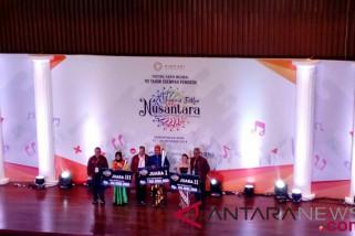 UGM juara Festival Folklor Nusantara raih piala Presiden