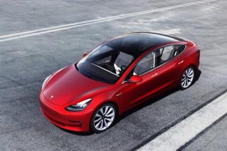Tesla model baru Seri 3 dijual Rp675 juta