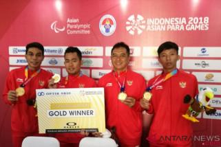Peraih emas perdana berencana sumbangkan bonusnya pada gempa Palu-Donggala