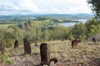 Arkeolog temukan kampung tua di Danau Sentani