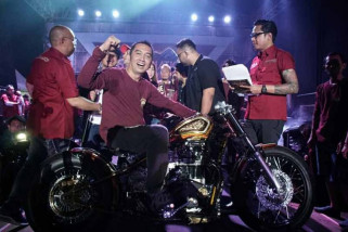 Yamaha XS650 dinobatkan terapik pada kontes Suryanation