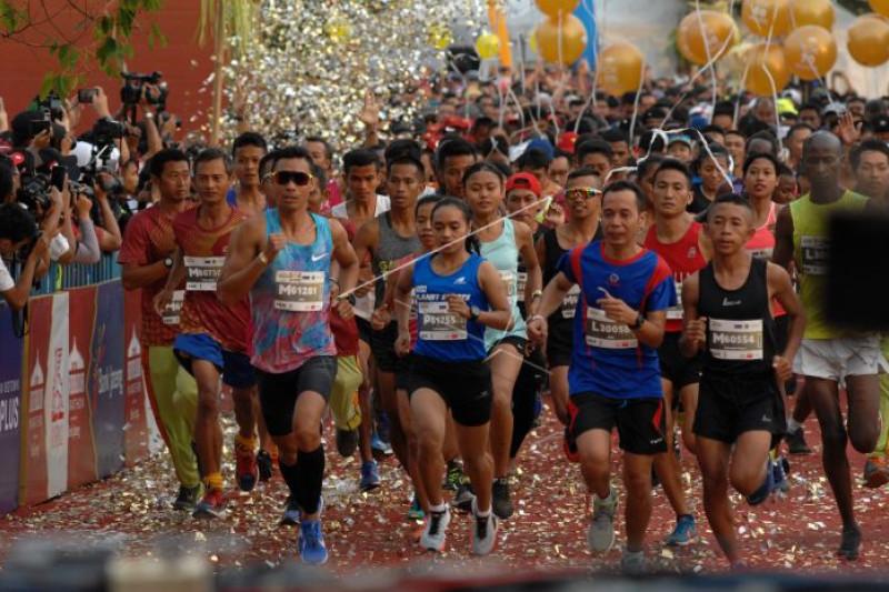Borobudur Maraton 2018