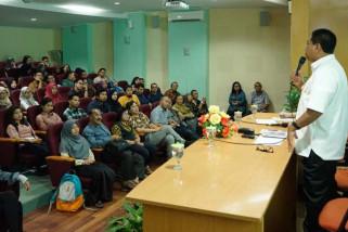 Wali Kota Magelang berbagi ilmu dan pengalaman di Undip