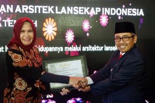 Kota Magelang raih penghargaan IALI Jateng atas penataan penghijauan