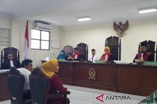 Beri Rp300 ribu, mantan Bupati Semarang didakwa politik uang