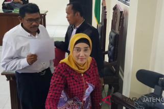 Politik uang, mantan Bupati Semarang terancam 2 tahun penjara