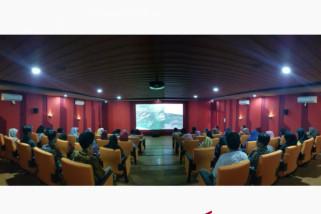Ada bioskop mini untuk wisata edukatif di Unnes
