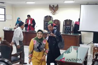 Mantan Bupati Semarang dituntut 2bulan penjara