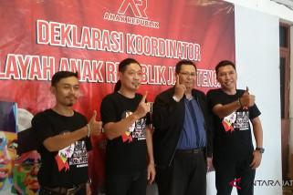 Komunitas Anak Republik siap dukung Jokowi-Ma'ruf
