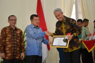 Jateng raih penghargaan dari Komisi Informasi Pusat