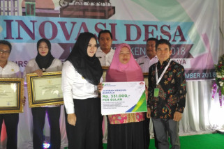 Program Inovasi Desa, perangkat desa terima uang pensiun bulanan