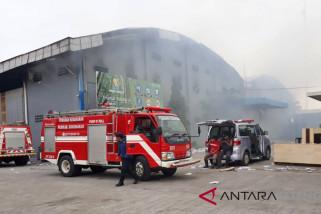 Pabrik mebel di Sukoharjo hangus terbakar