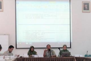 Direktur baru Polbangtan YoMa berkoordinasi dengan pejabat struktural dan kaprodi