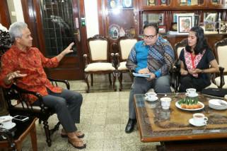 Dinilai unik, mahasiswa Paramadina teliti gaya memimpin Ganjar Pranowo