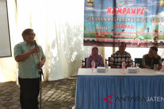 Adi Rustanto: Pemerintah berkomitmen realisasikan Program Germas