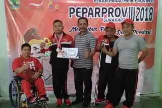 Kudus targetkan satu emas Paralympic