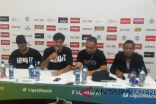 PSIS taklukkan Arema FC