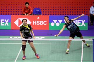Ronald/Annisa taklukkan unggulan lima Hong Kong Terbuka