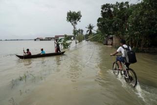 Banjir di Cilacap