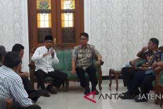 Gubernur siap selesaikan permasalahan BKK Pringsurat