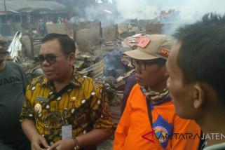 Tujuh kecamatan di Pekalongan masuk rawan longsor