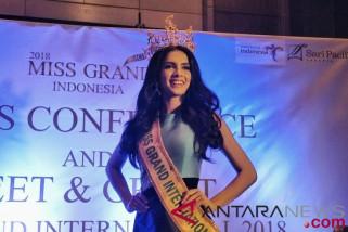 Clara Sosa sempat pingsan saat namanya disebut pemenang Miss Grand International 2018