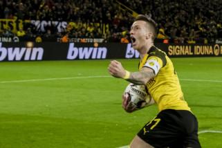 Hasil laga dan klasemen Liga Jerman, Dotmund kian kokoh di puncak
