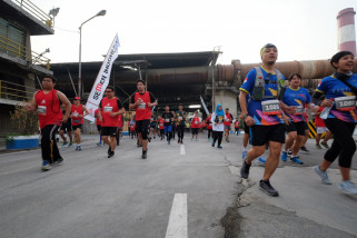 Semen Indonesia Trail Run 2018 raih rekor Muri
