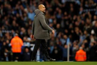 Guardiola bersikeras perburuan gelar juara masih ketat