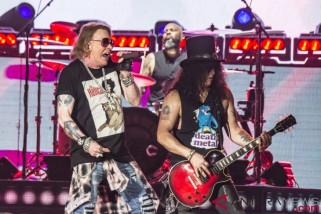 Konser Guns N' Roses sukses di GBK Jakarta
