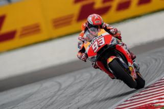 Marquez juara di GP Malaysia, Rossy terjatuh