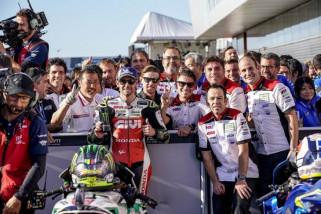 Cal Crutchlow absen di MotoGP Valencia karena cedera