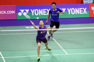 Dua ganda campuran Indonesia melaju ke perempat final Hong Kong Terbuka