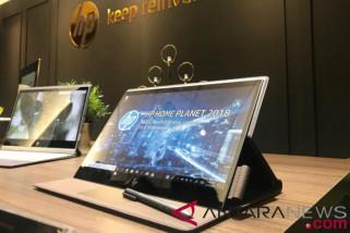 Spectre Folio, laptop premium HP berbahan kulit
