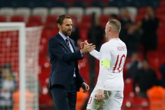 Rooney ucapkan selamat tinggal saat Inggris taklukkan AS