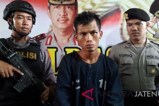 Tewaskan balita dan lukai 2 orang, pembacokan di Temanggung didalami polisi