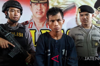 Pelaku pembacokan di Temanggung jalani pemeriksaan kejiwaan