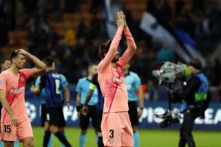Hasil dan klasemen Grup B Liga Champions, Barca lolos ke 16 besar