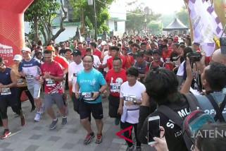 Borobudur Marathon 2018 perlama masa tinggal peserta