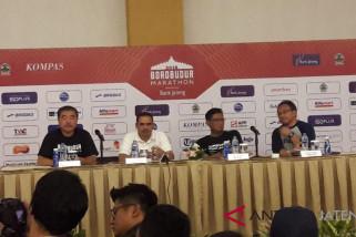 Pelari 30 negara ramaikan Borobudur Marathon 2018