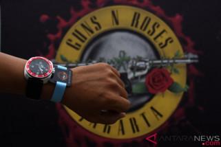 Calo jual tiket konser Guns N Roses lebih murah