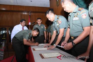 Kodam IV/Diponegoro bangun zona integritas bebas korupsi