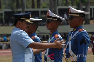Panglima TNI wisuda 776 Prabhatar Akademi TNI-Akpol