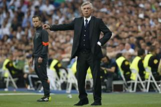 Ancelotti keluhkan perilaku kasar penonton sepak bola Italia