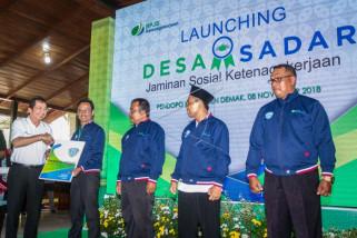 Program desa sadar jaminan sosial ketenagakerjaan