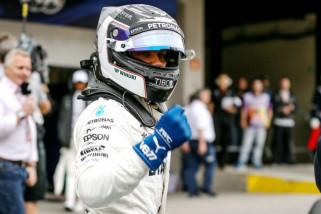 Tim Mercedes tercepat di latihan GP Brazil