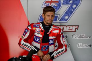 Ducati akhiri kolaborasi dengan Casey Stoner