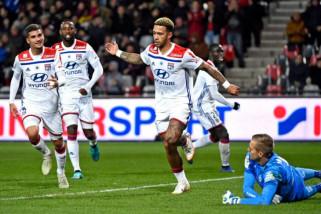 Hasil laga dan klasemen pekan ke 13 Liga Prancis