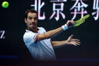 Cedera otot, Gasquet mundur dari final Piala Davis