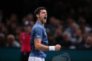 Djokovic taklukkan John Isner putaran pertama ATP finals